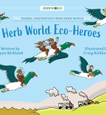 Herb World Eco-Heroes