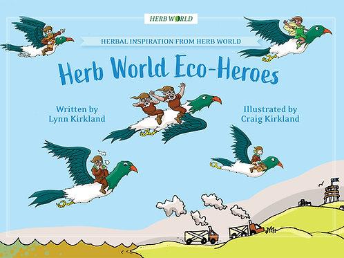 Herb World Eco-Heroes