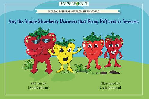 Amy the Alpine Strawberry