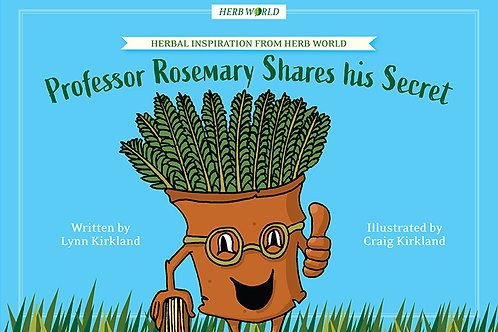 Professor Rosemary Shares his Secret Book