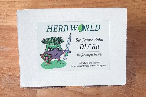 Sir Thyme Balm DIY Kit