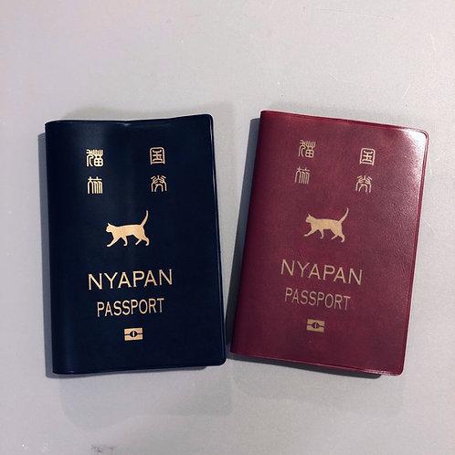 貓仔國NYAPAN  Passport Cover