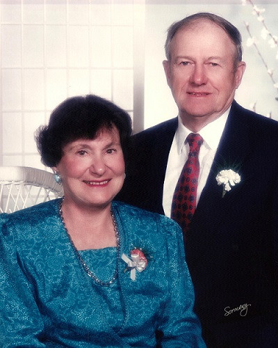 En mémoire de Claude et Ella Melanson