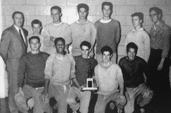 Green Wave boys' cross country 1959 state 'C' champions 2