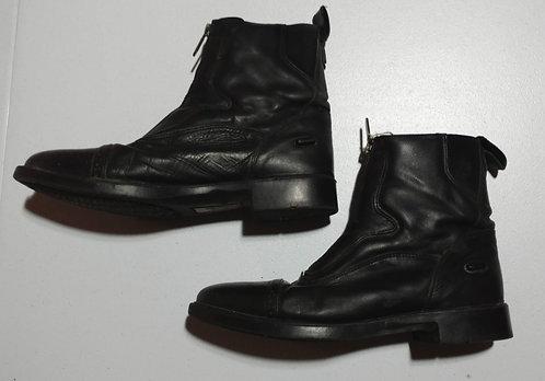 Saxon Paddock Boots - Child 4, #1067