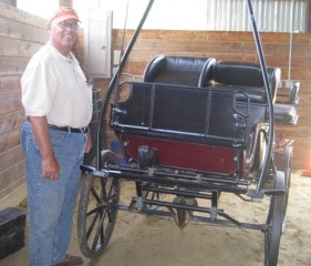 Coming in April: Carriage Restoration Workshop