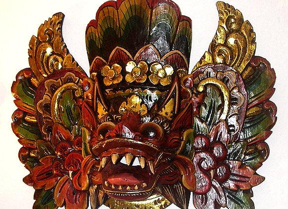 Deko Masken - Hinduistische Gottheit Hanuman