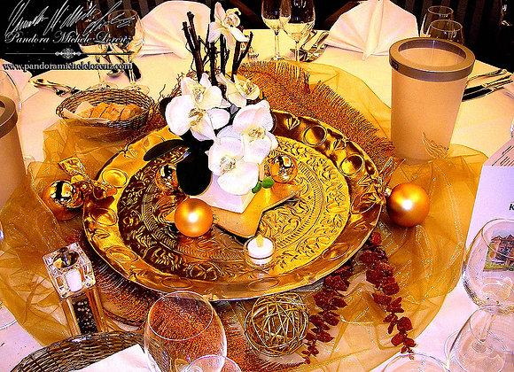 Tischdekorationen & Centerpiece Arrangements