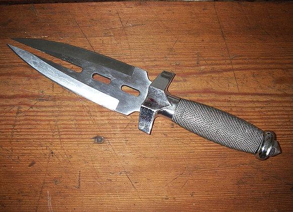Messer - Exotisches Messer mit doppelklinge!