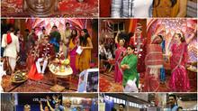 """Indische Hochzeit der """"India Tourism Frankfurt"""" auf der """"ITB Berlin"""" Führende Fa"""