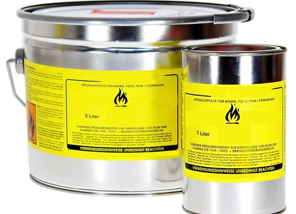 Pyropaste speziell für Innenräume, Bühne, Variete