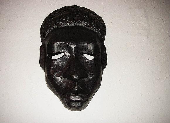 Wandmaske - Original afrikanische Voodoo Ritual Maske
