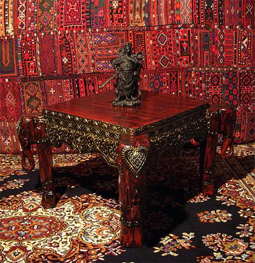 asiatische elefanten tische einzigartige luxus antik. Black Bedroom Furniture Sets. Home Design Ideas