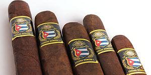 Cuban Leaf Cigars in Key West Florida