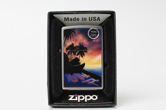 Zippo - Sunset