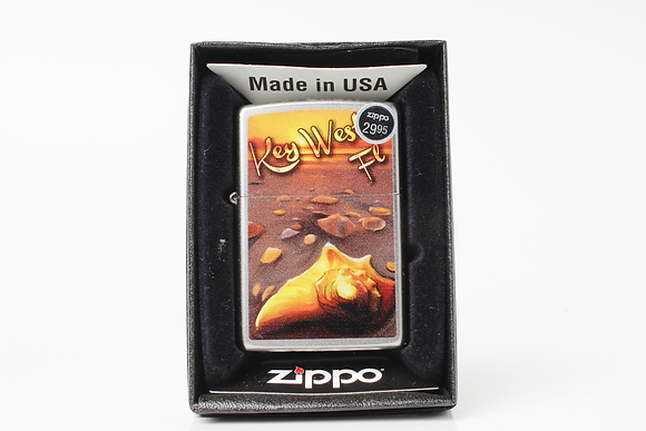 Zippo - Sea Shells