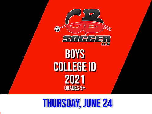Boys College ID Camp