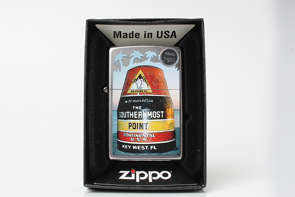 Zippo - Southernmost Point