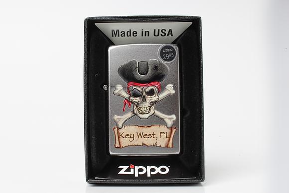 Zippo - Skull and Crossbones