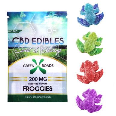 CBD | Frog Gummie