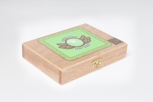 Key Lime Pie - Box of 5 Glass Tubes