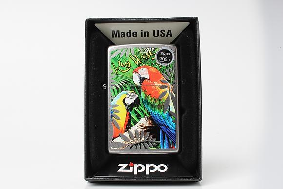 Zippo - Macaw