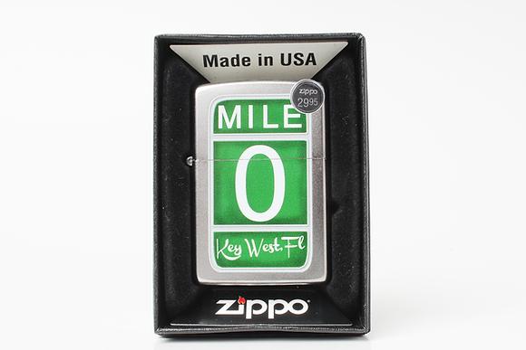 Zippo - Mile 0