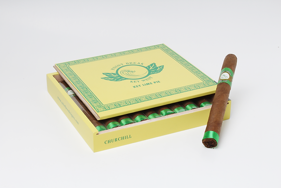 Key Lime Pie - Box of 10 Churchill