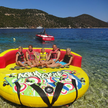 Watersports at Anti Samos