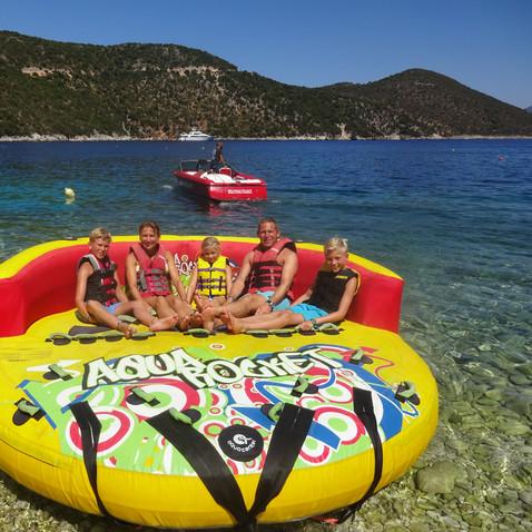 Watersports at Anti Samos