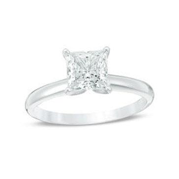 3/4 CT. Diamond Solitaire Engagement
