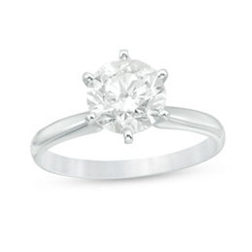 2 CT. Certified Diamond Solitaire