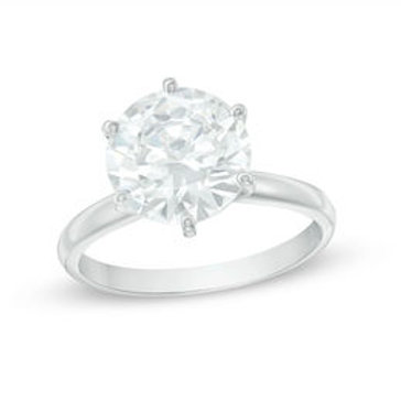 4 CT. Certified Diamond Solitaire