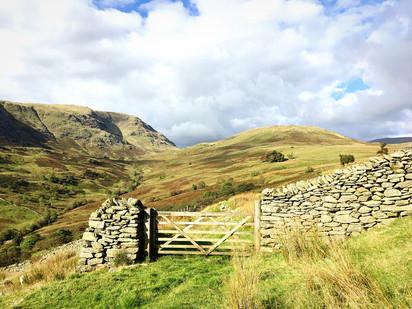 Lake District vista