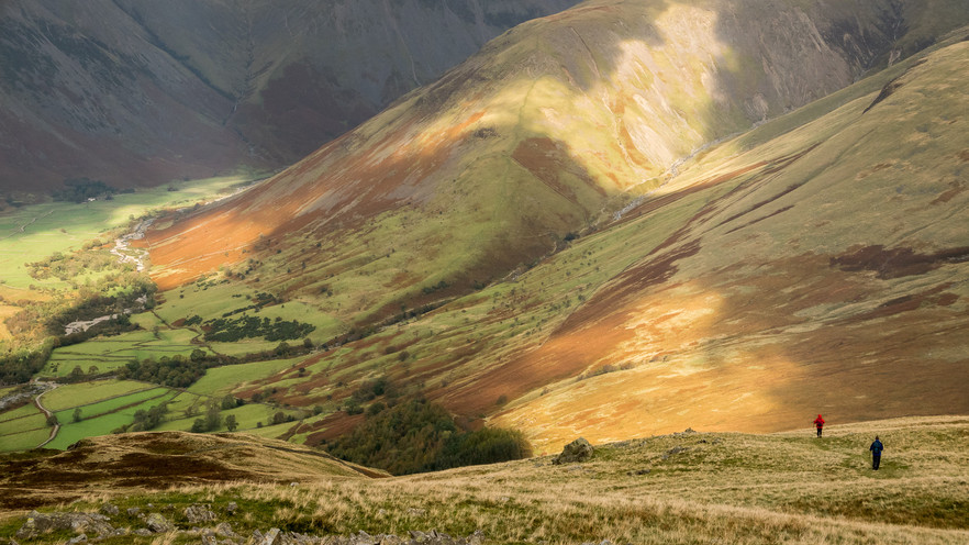 Autumn in Wasdale