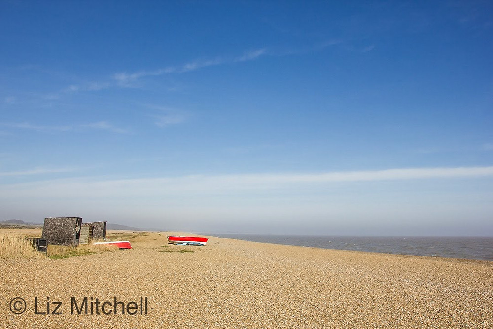 Suffolk beaches
