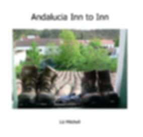 Cover page of 'Andalucia Inn to Inn' by Liz Mitchell