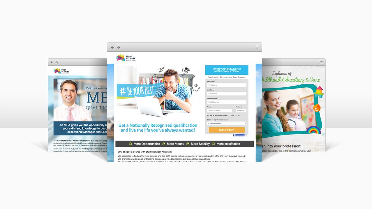 STUDY NETWORK AUSTRALIA