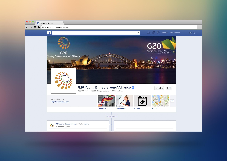 G20YEA SUMMIT 2014