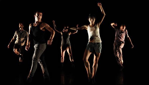 I am koran, this is My Dance