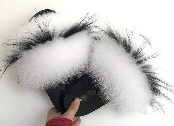 White Fox Mink