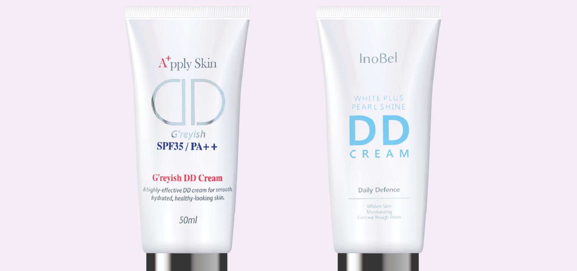 A+pply Skin G'reyish DD Cream