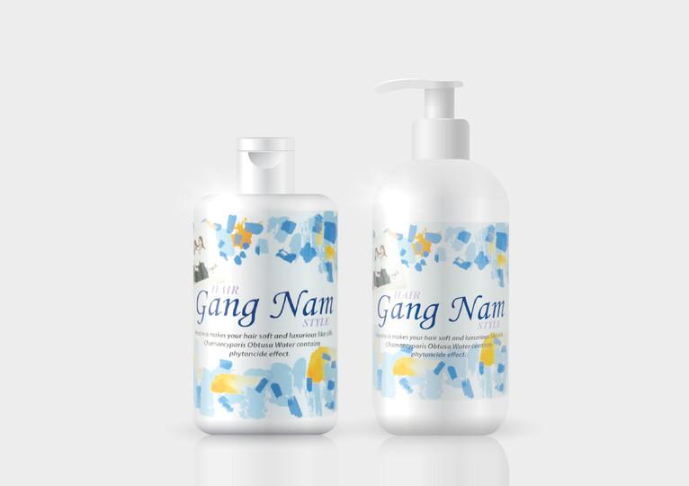 HAIR Gang Nam STYLE