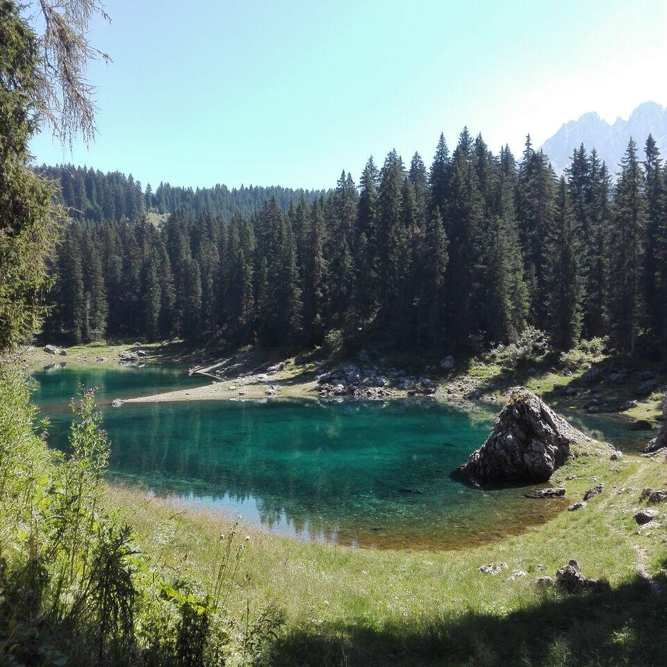 Lago di Carezza - val d'Ega