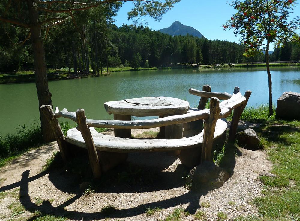 Laghett di Fiè - Parco naturale dello Sciliar
