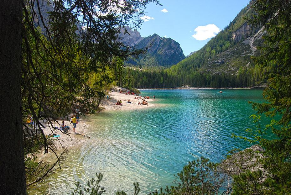 Lago di Braies - val Pusteria