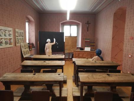 BOLZANO:IL MUSEO DELLA SCUOLA