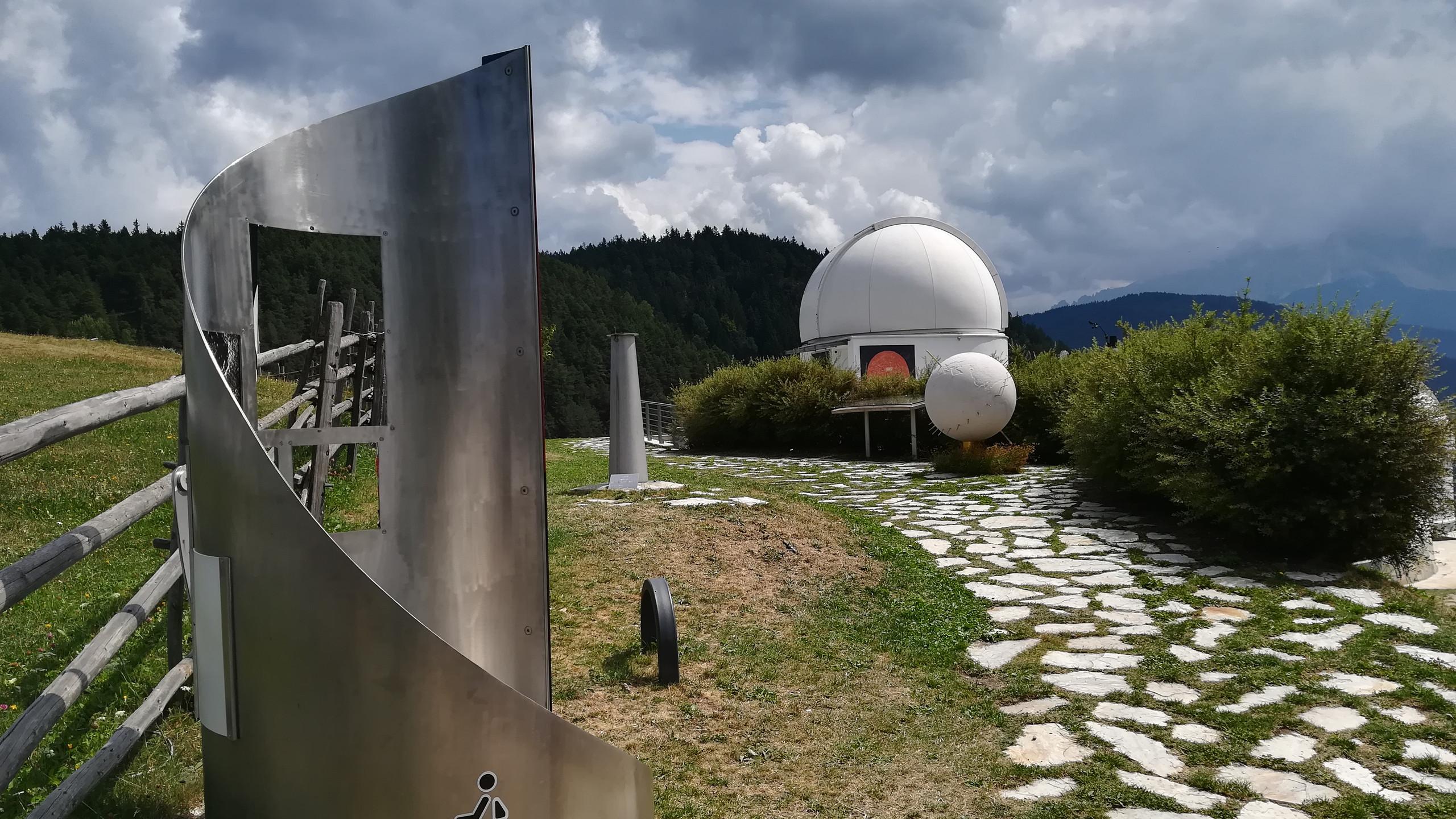 Val d'Ega - Sentiero dei Pianeti