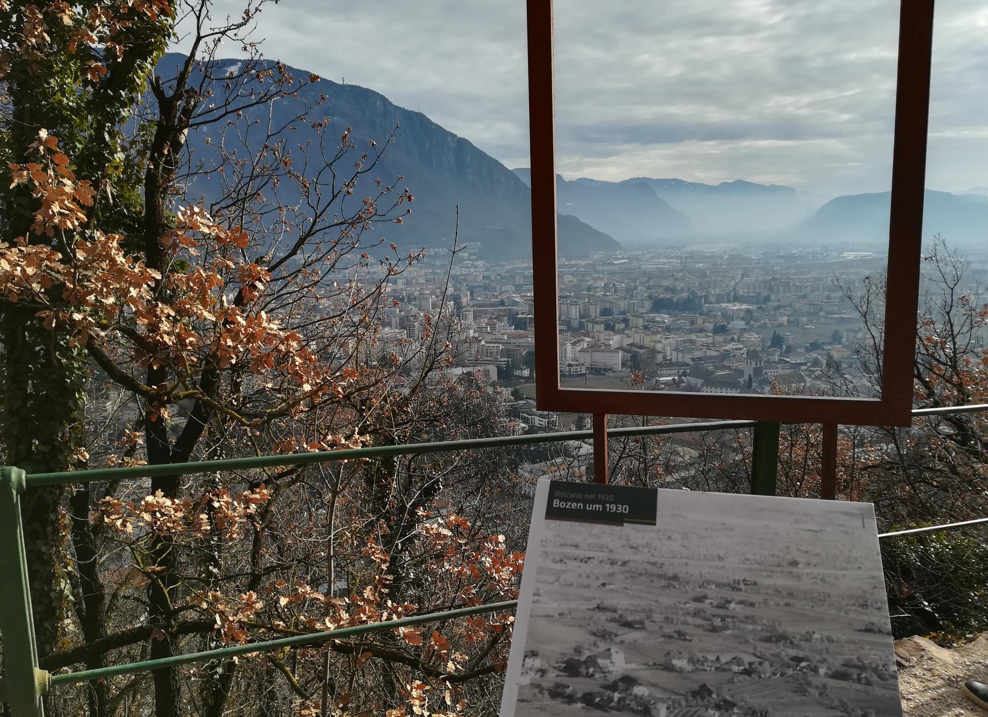Bolzano - passeggiata Sant' Osvaldo
