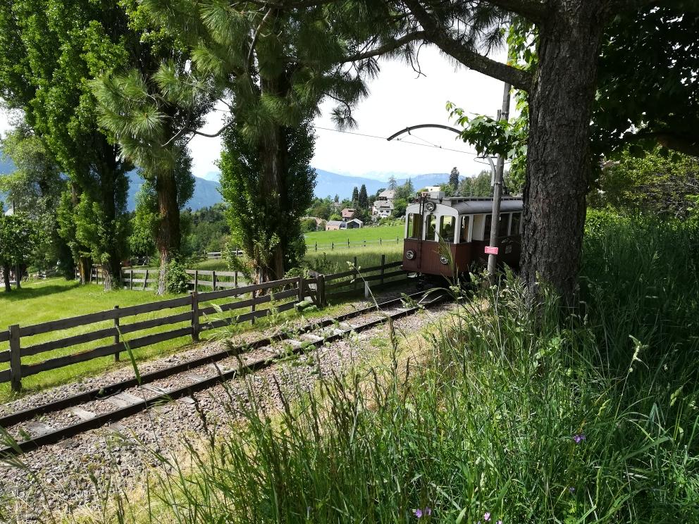 Altopiano del Renon (trenino storico)